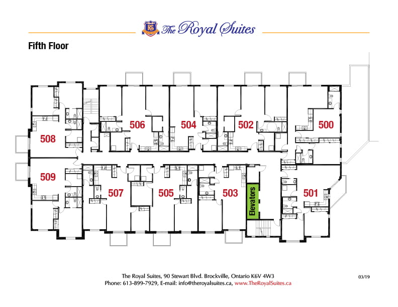 RS Floor Plans 0319 - Lowres Fifth Floor