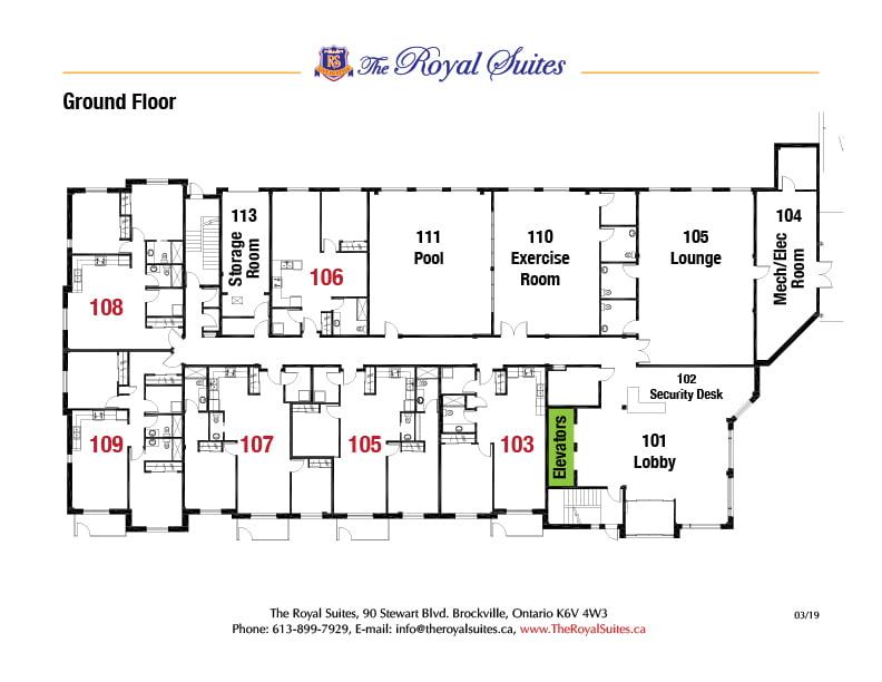RS Floor Plans 0319 - Lowres Ground Floor