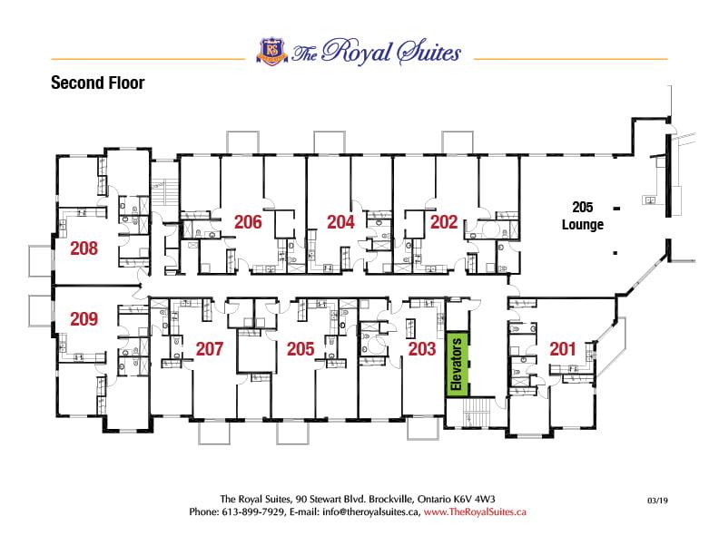 RS Floor Plans 0319 - Lowres Second Floor